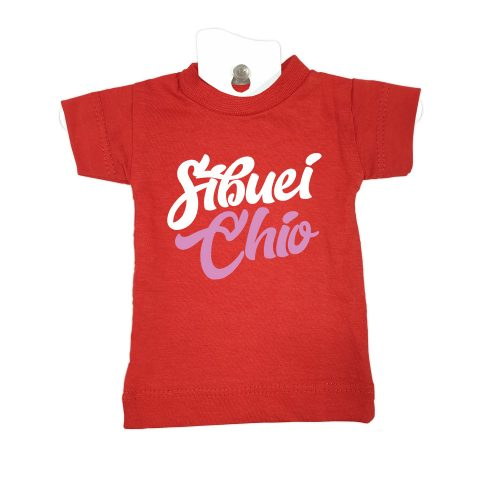 Sibuei Chio-red-mini-tee-present-miniature-figurine-toy-clothing