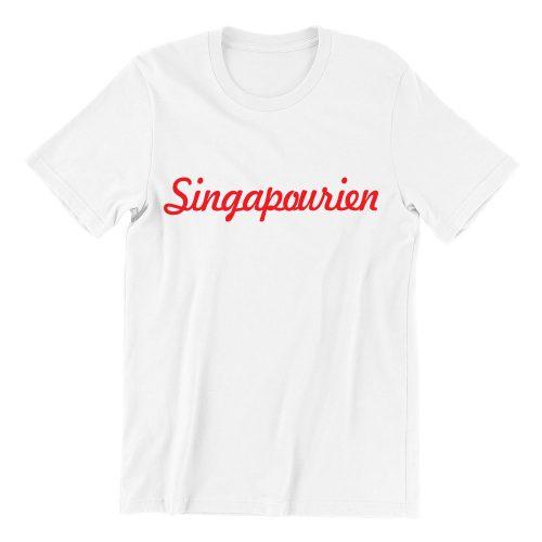 Singapourien-white-womens-tshrt-singapore-funny-hokkien-streetwear