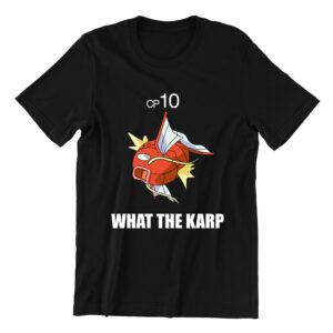 What The Karp-black-mens-t-shirt-singapore-singlish-casualwear
