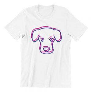 dog-white-short-sleeve-womens-funny-singapore-teeshrt