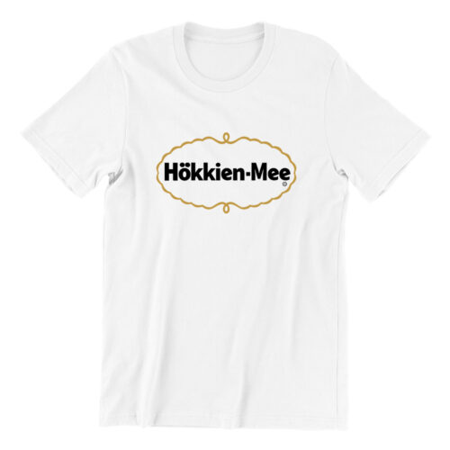 hokkien-mee-white-short-sleeve-mens-teeshirt-singapore-kaobeiking-creative-print-fashion-store