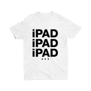 ipda unisex kids t shirt white streetwear singapore for boys and girlsipda unisex kids t shirt white streetwear singapore for boys and girls