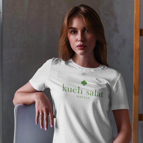 kueh salat-tshirt-adult-streetewear-singapore-kaobeiking-brand-funny-parody-design